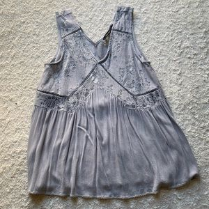 Vici Collection Lace Tank Top